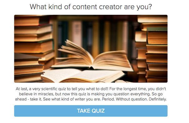 Тест: к какому типу создателей контента вы относитесь?