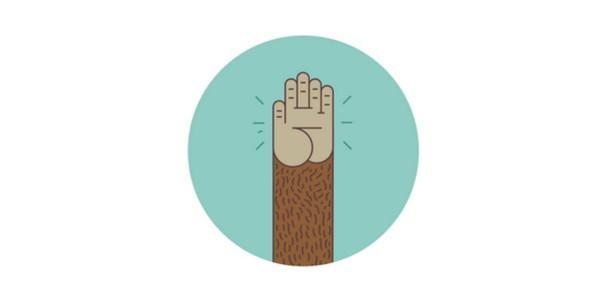 После того, как кампания будет, наконец, запущена, MailChimp даст вам дружеское «пять»