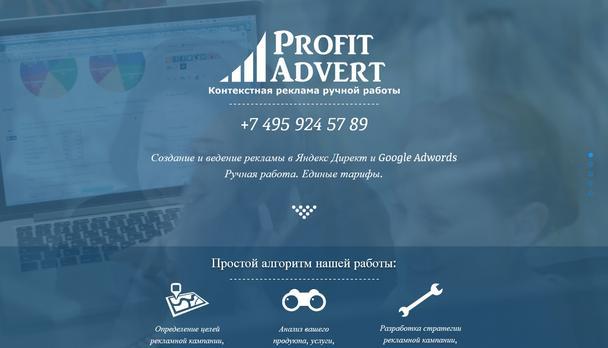Profit Advert