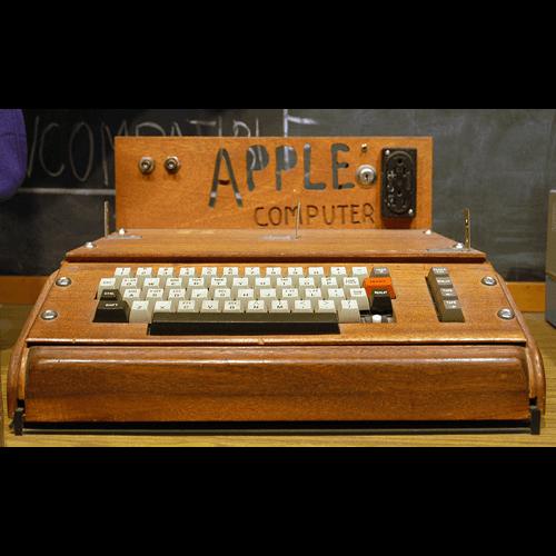 Apple 1, 1976 год