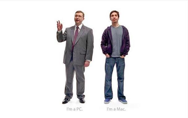 У меня ПК. У меня Mac.