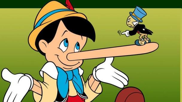 Нос Пиноккио остается единственно верным детектором лжи