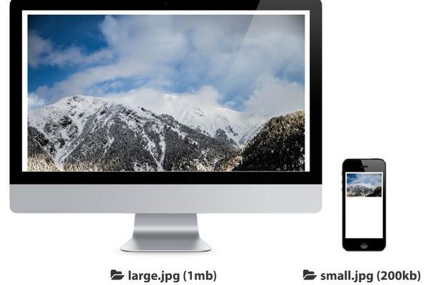 Оптимизируйте размер изображений