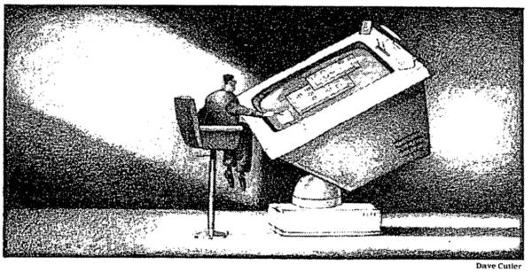 статья «The Computers That Mimic a Desk» («Компьютеры, которые имитируют стол»)