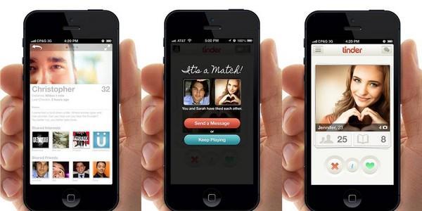 Иллюстрация к статье: Tinder: история взрывного роста приложения для знакомств