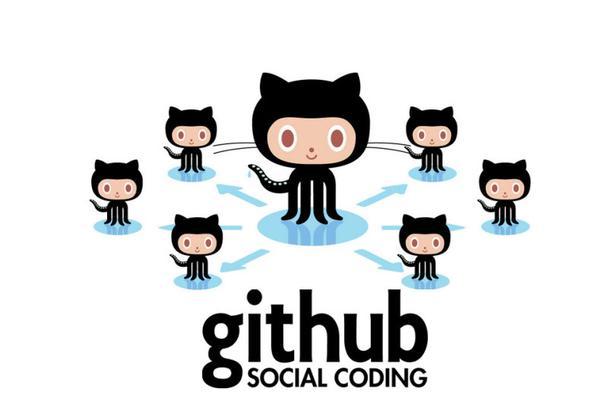 Символ Github, ресурса «социального кодирования», — Октодекс, гибрид кота и осьминога
