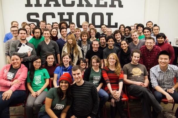 Студенты Hacker School