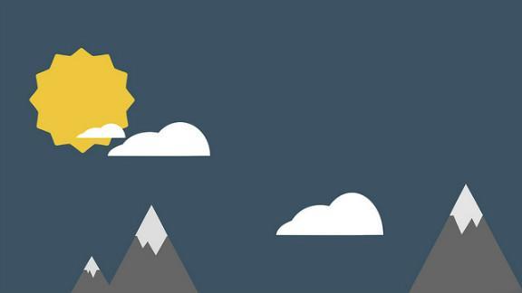 Иллюстрация к статье: Лучшие практики плоского дизайна