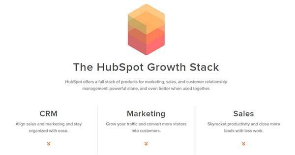 «HubSpot предлагает полный набор инструментов для маркетинга, продаж и CRM. Инструменты эффективны и по отдельности, но для достижения максимальных результатов их стоит использовать в комплексе».