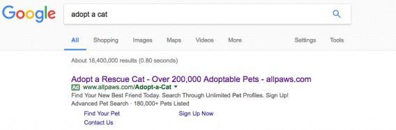 Вы вбиваете соответствующий запрос в поисковую строку Google: