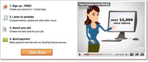добавлен видеоролик с полезной для посетителей информацией, чтобы избежать путаницы с пониманием того, как работает сервис