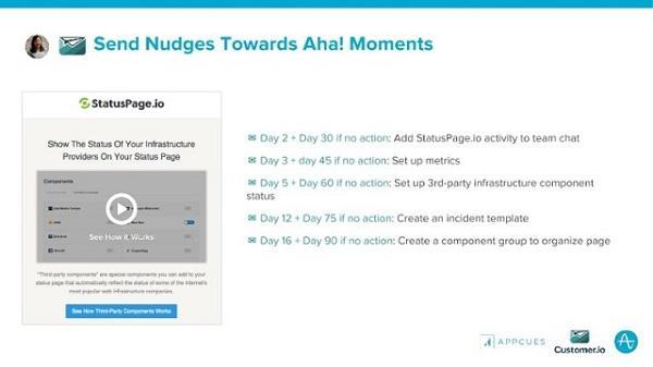 Карта «Ага!-моментов» для StatusPage.io