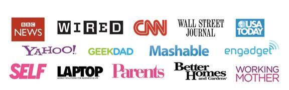 логотипы наиболее известных клиентов или партнеров