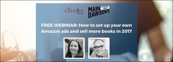 Бесплатный вебинар: «Как правильно настроить рекламу на Amazon, чтобы продавать больше книг?»