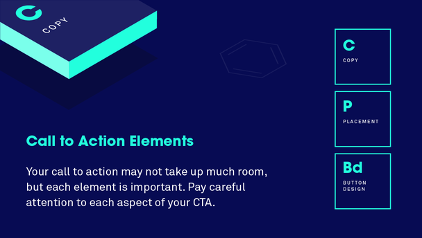 Элементы призыва к действию: создайте кнопки, на которые хочется нажать