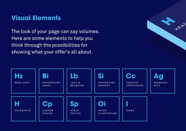 Визуальные элементы: оживите страницу