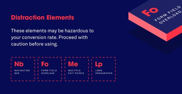 Отвлекающие элементы (от которых, как правило, стоит избавиться)