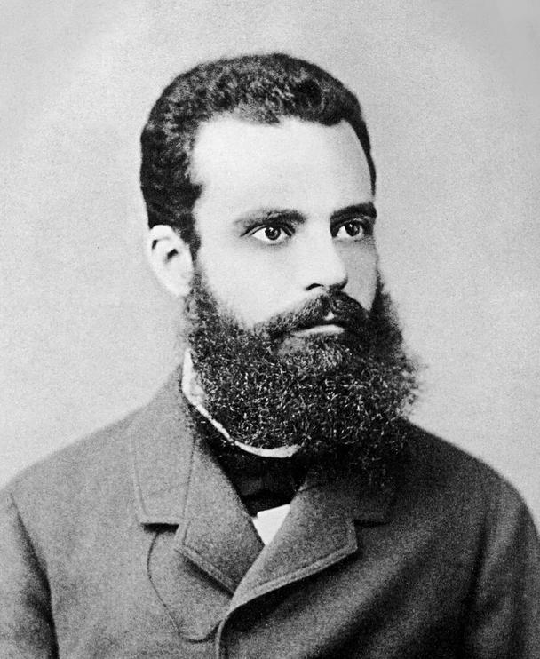Вильфредо Парето в 1870-х
