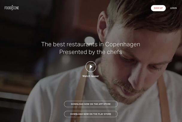«Лучшие рестораны Копенгагена. Презентация от шефов».