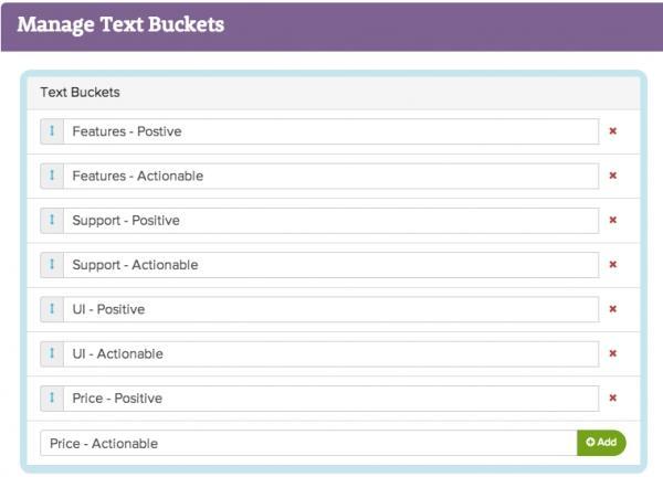 SurveyGizmo позволяет выделять группы и анализировать ответы прямо с этой платформы