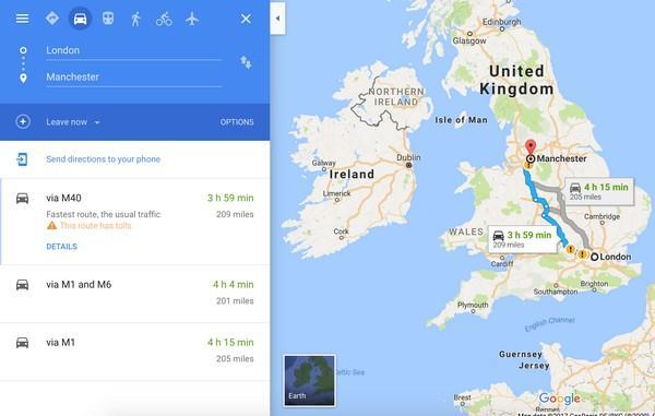 эти города расположены довольно далеко друг от друга
