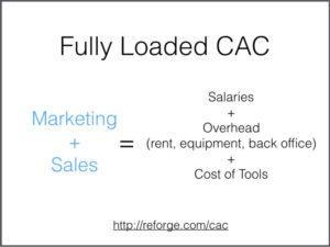 Стоимость этих сервисов нужно суммировать и включать в расходы при вычислении CAC