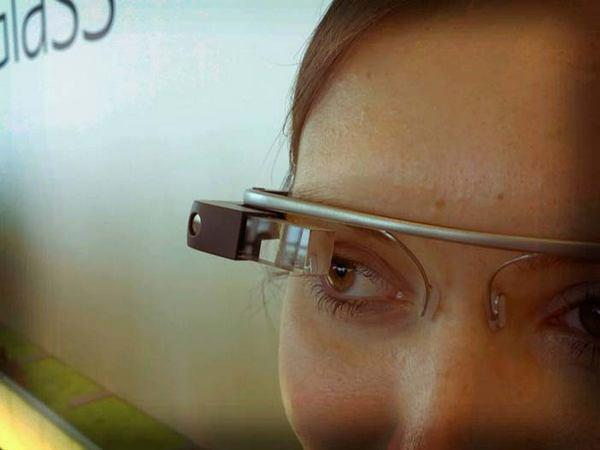 Project Glass от Google