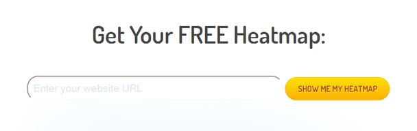 Получите бесплатную тепловую карту