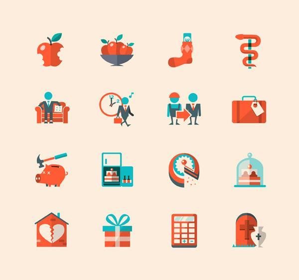 Иллюстрация к статье: Классификация иконок: подобие, аналогия и произвольный выбор