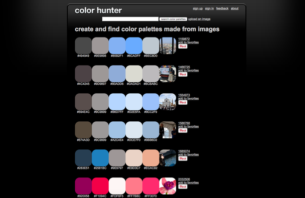 Color Hunter