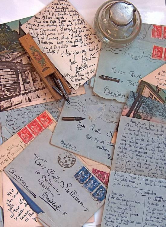 Письма английской школьницы