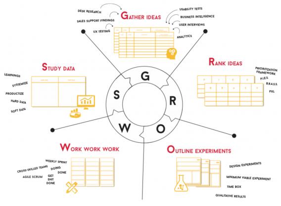 процесс G.R.O.W.S. от Growth Tribe