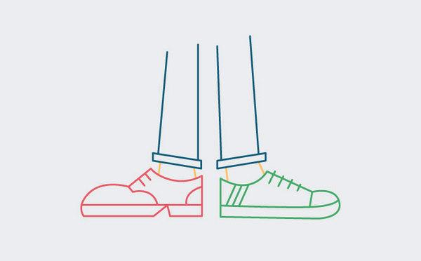 Представьте себя в роли покупателя (от англ. фразеологизма Put on your customer's shoes — дословно «Примерьте на себе обувь своего покупателя»)