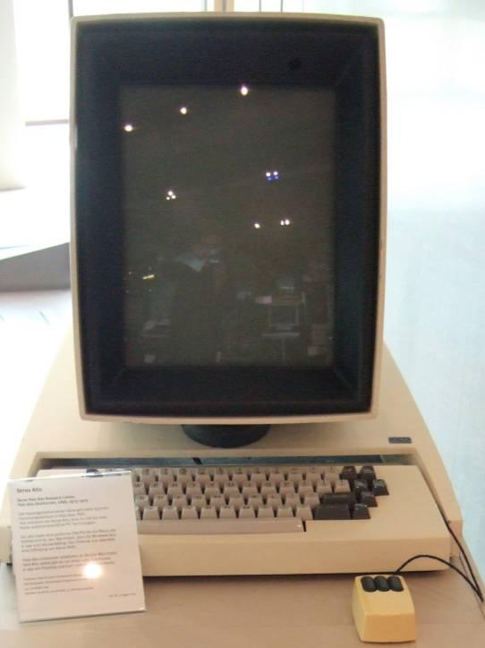 Xerox Alto и Apple Lisa
