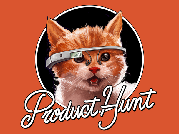 Иллюстрация к статье: Как попасть в подборку продуктов Product Hunt?