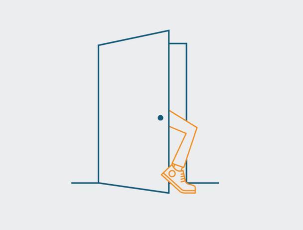 Нога в двери (Foot-in-the-door)