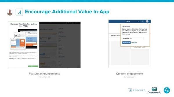 Обеспечьте дополнительную ценность внутри приложения