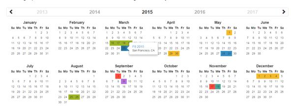 Этот календарный виджет выглядит мило, но достаточно ли он ценен, чтобы оправдать его включение?