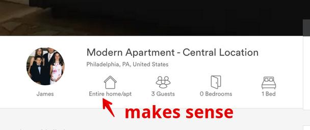 Преимущества Airbnb — «чистый» и простой дизайн, и все иконки, которые используются на сайте, играют совершенно определенную роль