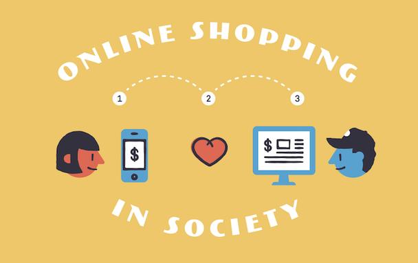 Онлайн-шопинг и общество