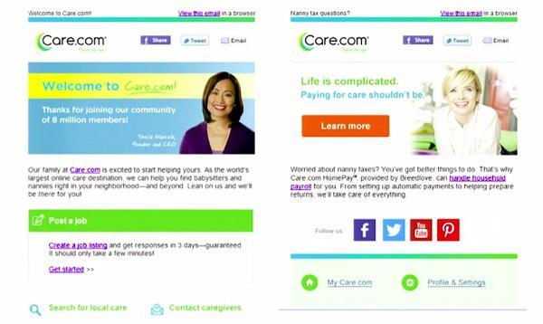 Сервис Care.com