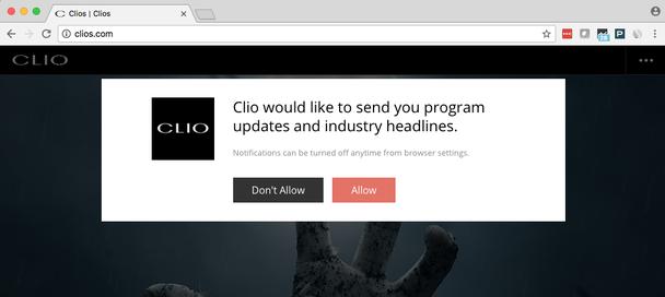 Пример с HTTP-сайта