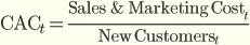 Стоимость привлечения клиента (Customer Acquisition Cost, CAC)