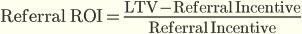Реферальный коэффициент возврата инвестиций (Referral Return on Investment, ROI)