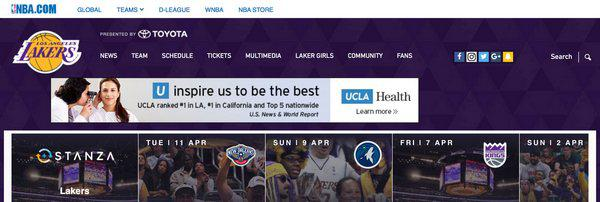 NBA.com/Lakers