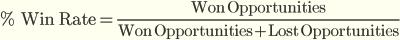 Коэффициент побед (Win Rate)