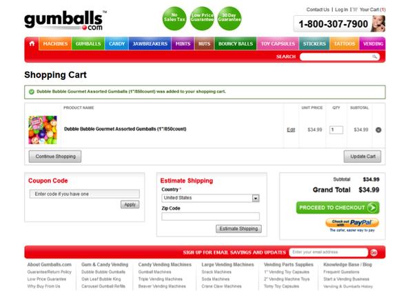 Gumballs.com