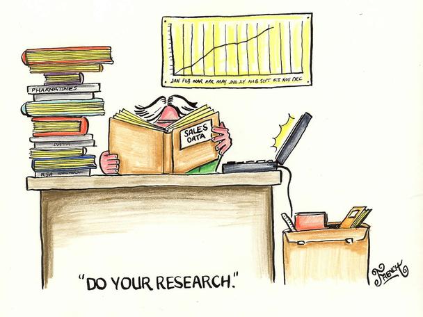Иллюстрация к статье: Как проводить исследования клиентов, чтобы усилить CRO-эффект