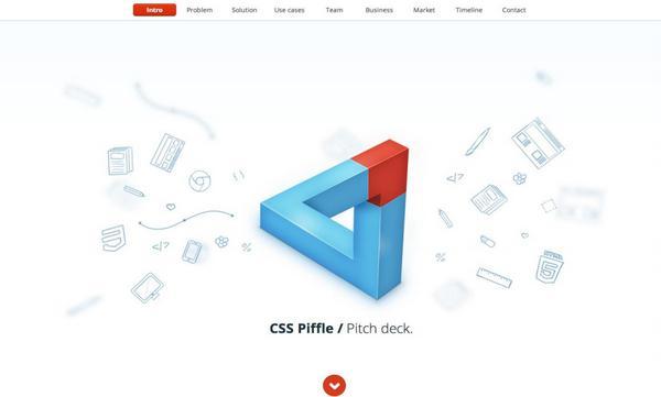 CSS Riffle