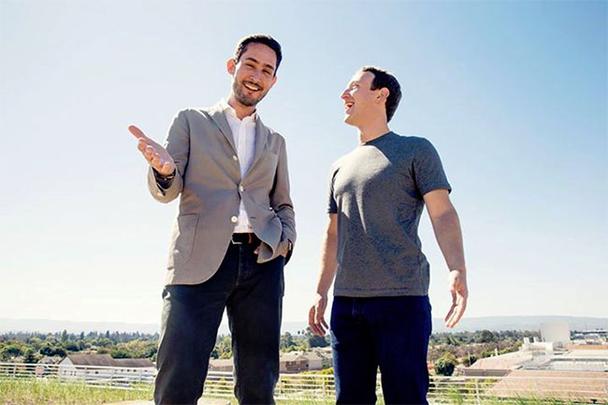 Иллюстрация к статье: Интервью с сооснователем Instagram — Кевином Систромом